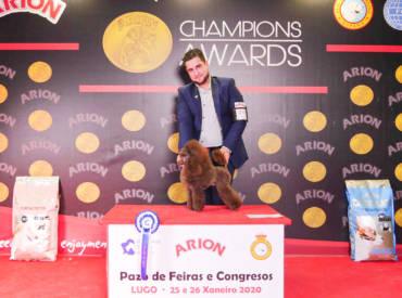 ¡Campeón Joven España!
